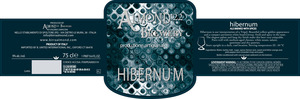 Almond'22 Brewery Hibernum