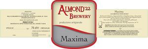 Almond 22 Brewery Maxima