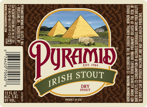 Pyramid Irish Stout