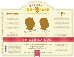 Ommegang Spiced Saison