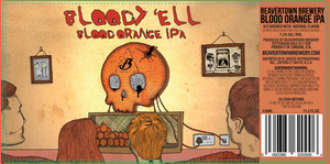 Beavertown Brewery Bloody'ell