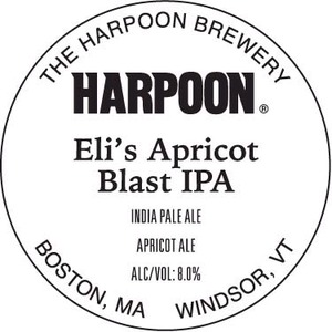 Harpoon Eli's Apricot Blast