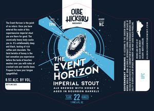 Olde Hickory Brewery L'horizon des événements