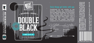 Barrel Aged Double Black