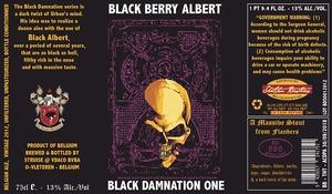 De Struise Brouwers Black Berry Albert