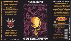 De Struise Brouwers Mocha Bomb October 2014