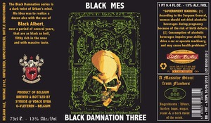 De Struise Brouwers Black Mes