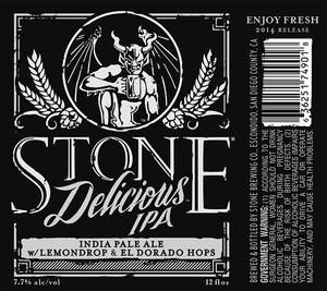 Stone Brewing Co Stone Delicious IPA