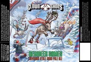 Clown Shoes Reindeer Games