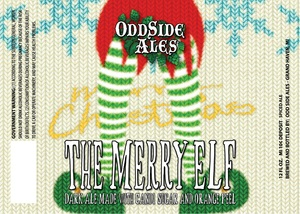 Odd Side Ales The Merry Elf