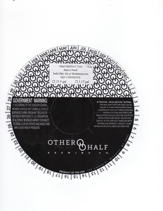 Other Half Brewing Co. Other Half/evil Twin Beat It Nerd!