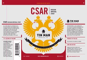 Csar Russian Imperial Stout