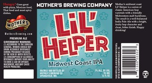 Mother's Brewing Company Lil' Helper