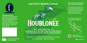 Lake Effect Brrewing Company Houblonee