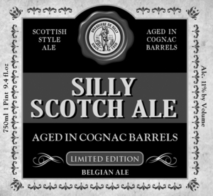 Scotch Silly Cognac Barrel Aged