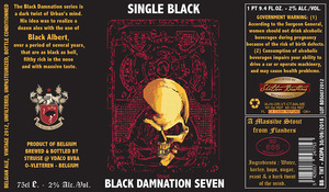 De Struise Brouwers Single Black