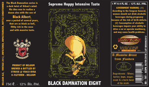 De Struise Brouwers Supreme Hoppy Intensive Taste October 2014