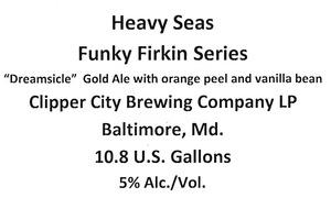 Heavy Seas Funky Firkin Series