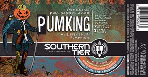 Southern Tier Brewing Company Pumking