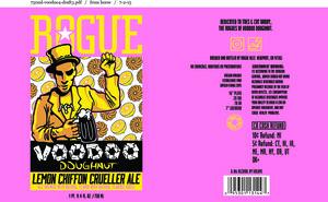 Rogue Voodoo October 2014