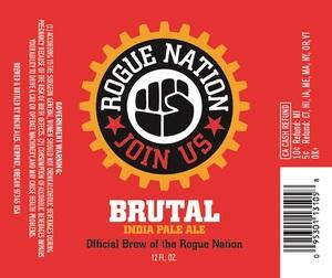 Rogue Nation Brutal October 2014