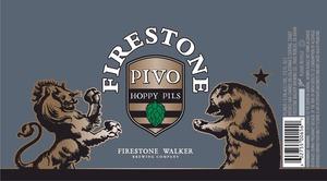 Firestone Walker Brewing Co. Pivo Hoppy Pils