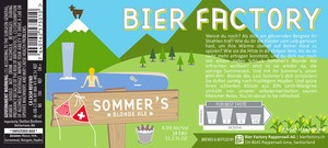Bier Factory Sommer's