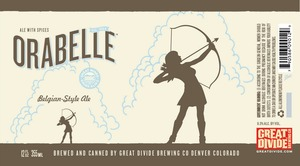 Great Divide Brewing Company Orabelle