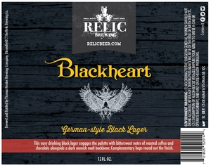 Relic Black Heart