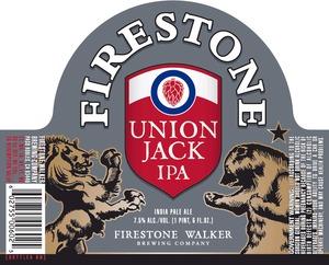 Firestone Walker Brewing Co. Union Jack IPA