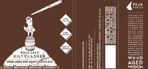 Devils Backbone Brewing Company Wood Aged Kilt Flasher