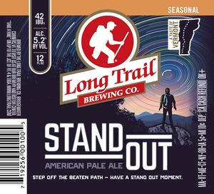 Long Trail Brewing Co. Stand Out