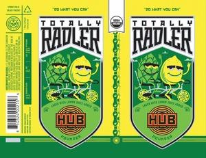 Hopworks Urban Brewery Totally Radler
