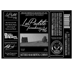 Lapadite Farmhouse Ale