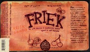 Odell Brewing Company Friek
