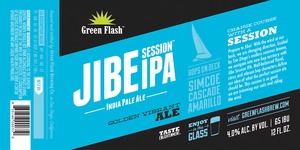 Green Flash Brewing Company Jibe Session