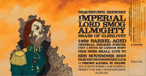 Beavertown Brewery Imperial Lord Smog Almighty