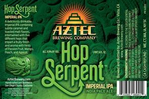 Aztec Hop Serpent