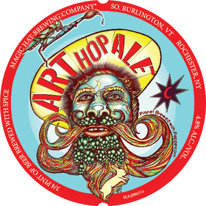 Magic Hat Art Hop Ale November 2014