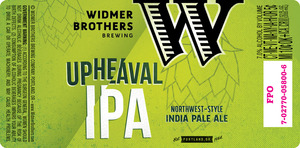 Widmer Brothers Brewing Company Upheaval