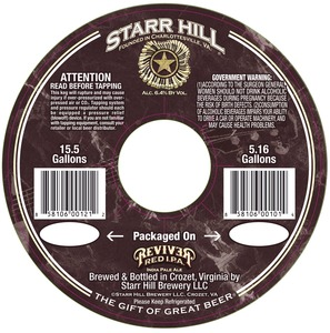 Starr Hill Reviver