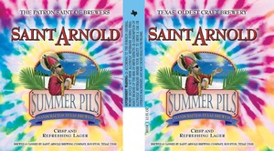 Saint Arnold Brewing Company Summer Pils