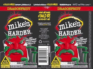 Mike's Harder Dragonfruit