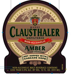Clausthaler Amber