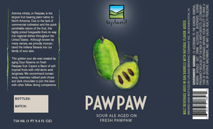 Upland Brewing Co. Pawpaw