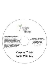 Boothbay Craft Brewery Cryptos