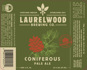 Laurelwood Brewing Co. Coniferous