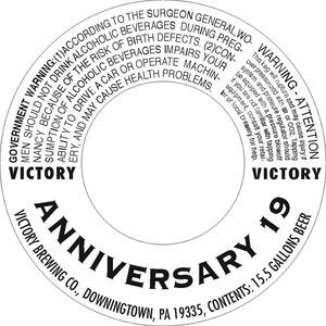 Victory Anniversary 19
