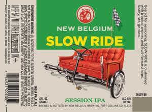 New Belgium Brewing Slow Ride