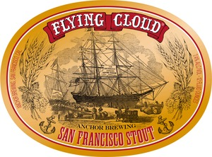 Anchor Brewing Flying Cloud San Francisco